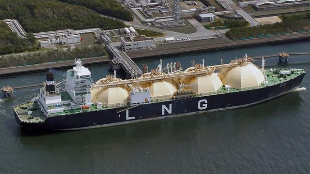 Nikkei: Mỹ và Nhật Bản sẽ hỗ trợ Việt Nam phát triển nhà máy nhiệt điện khí LNG