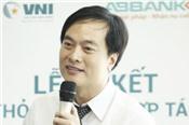 Quyền CEO ABBank: 'Nếu chỉ coi con người là một cái máy thì sẽ bỏ qua nhiều thứ quý giá'