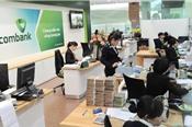 Vietcombank hoàn thành 60% kế hoạch sau nửa năm, thu hẹp hoạt động trên liên ngân hàng