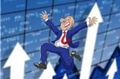Gần 12.500 tỷ rót vào thị trường, VN-Index hưng phấn tăng hơn 11 điểm