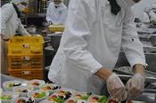 Suất ăn hàng không Nội Bài báo lãi ròng tăng trưởng 24% trong 2017