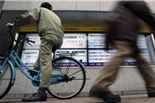 Chứng khoán Trung Quốc, Hong Kong mất hơn 1%