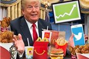 """Bất cứ thứ gì Trump """"đụng"""" vào cũng thành vàng"""