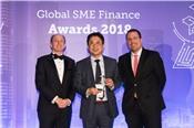 IFC bình chọn VPBank là 1 trong 3 ngân hàng có dịch vụ dành cho SME tốt nhất châu Á