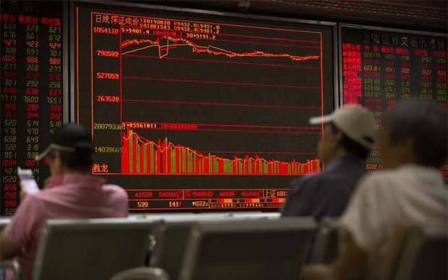 Lượng vốn ẩn bị rút ra khỏi Trung Quốc tăng cao kỷ lục