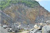 Bức tranh doanh nghiệp ngành khai thác đá xây dựng nửa đầu năm 2018
