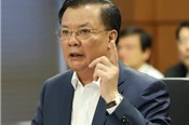 Bộ trưởng Tài chính: 'Ngân hàng cần cung cấp thông tin khách hàng cho cơ quan thuế'