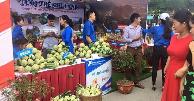 Thương lái Hà Nội lùng mua gom na Lạng Sơn giá cao