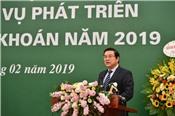 Lãnh đạo Vietjtet 'hiến kế' phát triển thị trường chứng khoán
