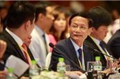 Ghế nóng Chủ tịch ABBank chuyển giao sang em rể, ông Vũ Văn Tiền lùi về làm phó