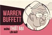 [Infographic] Những thất bại lớn nhất của Warren Buffett