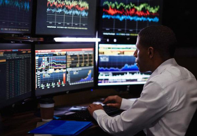 Khối ngoại tiếp tục bán mạnh VNM, VnIndex giữ vững cột mốc 660 điểm