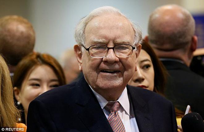 """Warren Buffett: """"Những người như tôi chính là rắc rối lớn nhất của kinh tế Mỹ"""""""