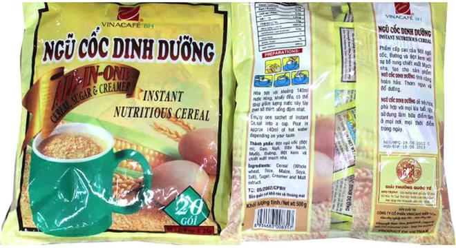 Ít ai biết sau 1/8, Vinacafe vẫn bán một sản phẩm trộn bắp và đậu nành sinh lời còn tốt hơn cà phê hòa tan