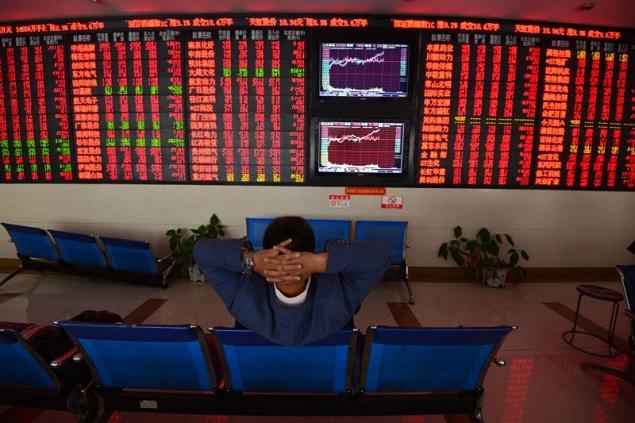 Chứng khoán Trung Quốc leo dốc mạnh nhất trong 3 năm