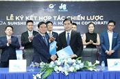 Vừa ký kết hợp tác chiến lược, Shushine giao Hòa Bình làm tổng thầu dự án 5.000 tỷ đồng