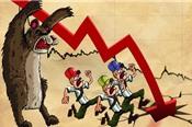 CTG, HPG và cổ phiếu dầu khí giảm 'sốc', VN-Index mất gần 8 điểm