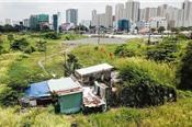 TP HCM bán 5 lô đất khu đô thị Thủ Thiêm