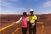 Hòa Phát bắt tay với Top 4 chủ mỏ quặng sắt lớn nhất thế giới tại Australia