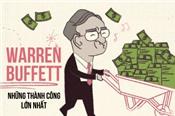 [Infographic] Những thành công lớn nhất của Warren Buffett