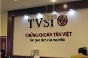 Chứng khoán Tân Việt lãi trước thuế 6 tháng đầu năm 66,5 tỷ đồng