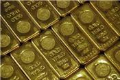 Giá vàng giảm mạnh do chịu áp lực từ đồng USD và lợi suất trái phiếu tăng