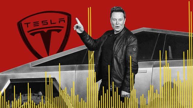 Tesla mất 234 tỷ USD vốn hóa thị trường trong 4 tuần