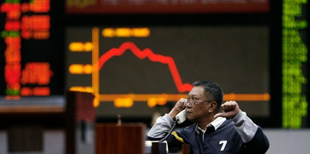 Nikkei 225 giảm tiếp 250 điểm