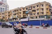 Hà Nội lý giải 7 năm cải tạo không xong chung cư cũ trên 'đất vàng'