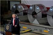Tổng thống Donald Trump: Thuế quan sẽ giúp hồi sinh ngành thép của Mỹ