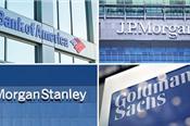 Các ngân hàng Mỹ báo lãi kỷ lục