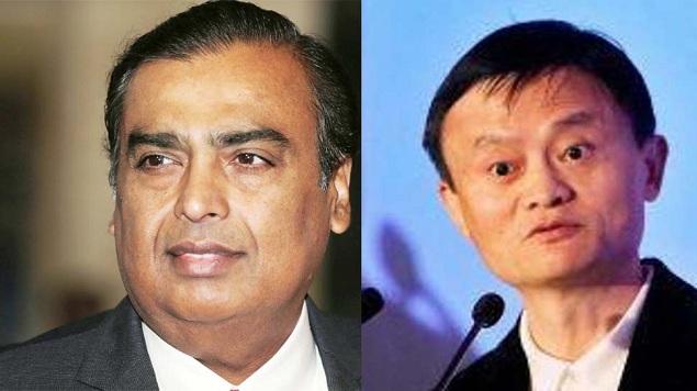 Chủ tịch của Riliance soán ngôi giàu nhất châu Á của Jack Ma