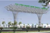 KCN Nhơn Trạch 2 - Nhơn Phú được trả tiền một lần cho lô đất thuê hơn 30.000 m2