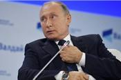 Tổng thống Nga: Thấy thoải mái với giá dầu 70 USD/thùng