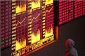 Cổ phiếu công ty Trung Quốc bị bán tháo trên toàn cầu