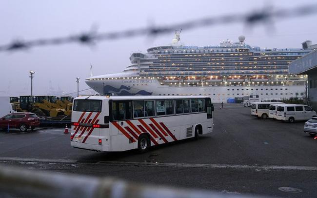 Đại dịch corona: Nỗi ám ảnh mang tên những siêu tàu du lịch sang trọng