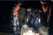 Tạm giữ 500 tấn hàng đông lạnh trên 7 tàu Trung Quốc