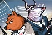 Bộ ba cổ phiếu họ 'Vin' trở lại, VN-Index tăng hơn 10 điểm