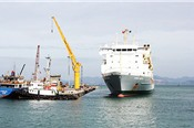 Cảng Cam Ranh (CCR): Lợi nhuận 6 tháng đầu năm tăng mạnh 75% so với cùng kỳ