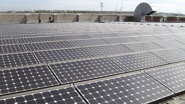 Chuyển động đầu tư điện mặt trời