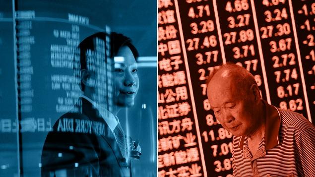 Châu Á bắt đầu đỏ lửa, Nikkei 225 và Hang Seng đồng loạt giảm hơn 400 điểm