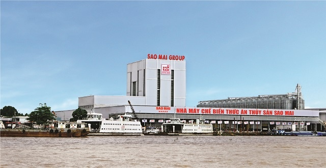 Tập đoàn Sao Mai báo lãi ròng quý 2 giảm 37%