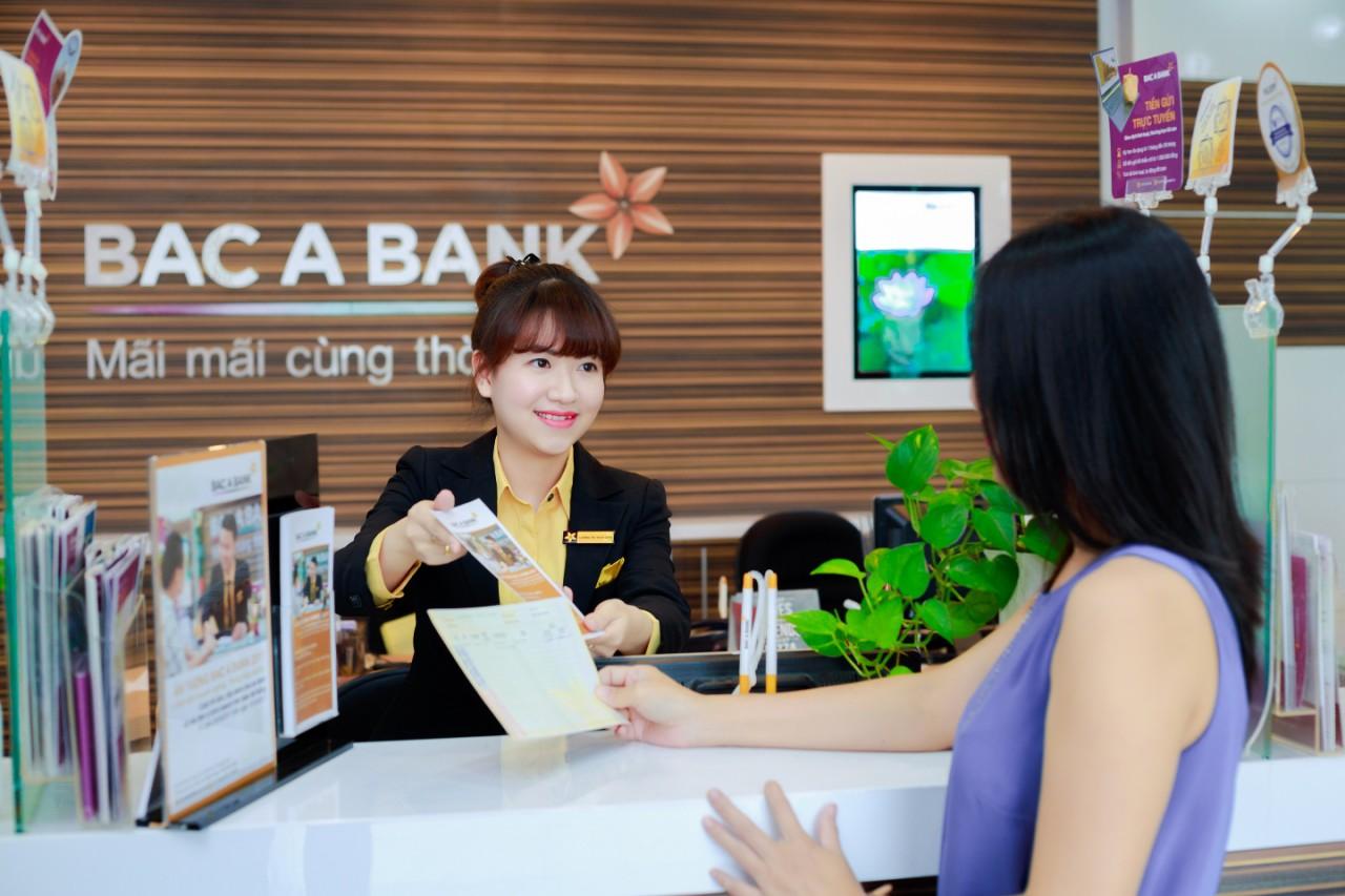 Bac A Bank: Lãi ròng 6 tháng đầu năm 2019 đi ngang so với cùng kỳ