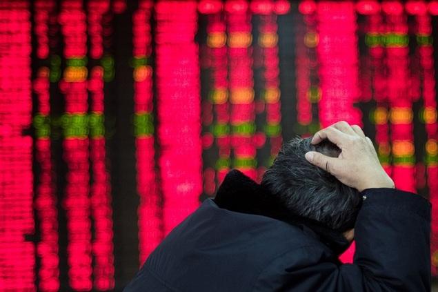 """Sau Phố Wall, áp lực bán tháo """"đổ bộ"""" vào chứng khoán châu Á"""