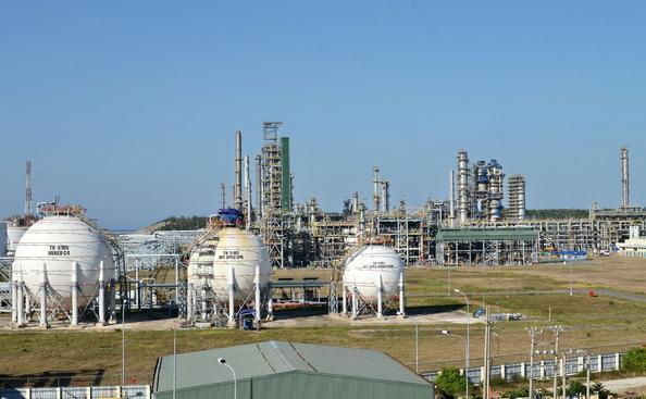 Lọc hóa dầu Bình Sơn sẽ cổ phần hóa cuối năm nay