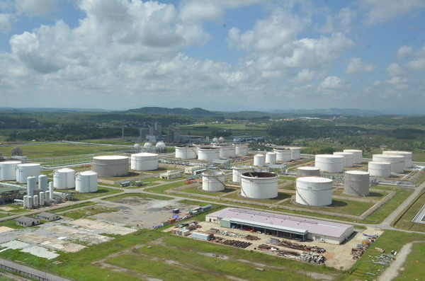 Lọc dầu Dung Quất: Lãi 9 tháng vượt 242% kế hoạch