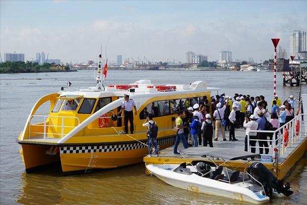 Người Sài Gòn chính thức đi buýt đường sông từ ngày 25.11