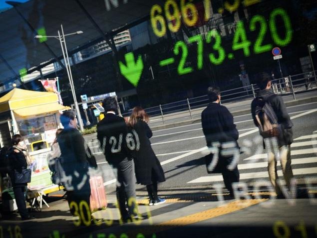 Chuyện gì đã xảy ra với chứng khoán châu Á?