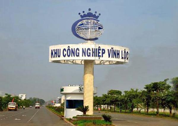 Cholimex rót tiền vào dự án Trung tâm Logistic Vĩnh Lộc