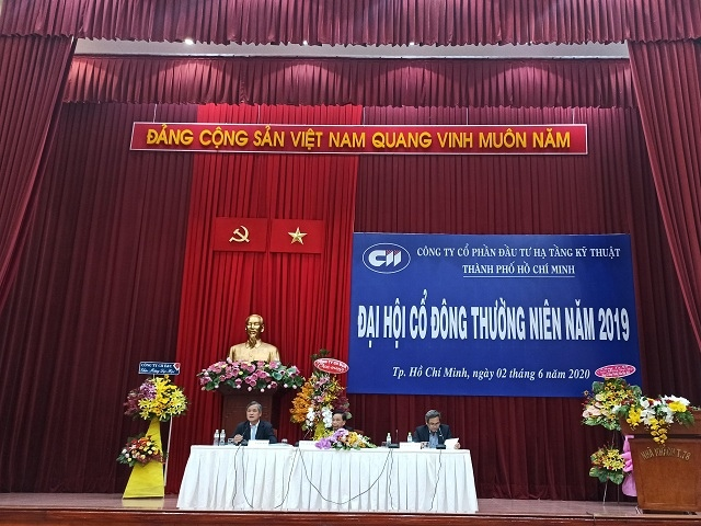 ĐHĐCĐ CII: Mảng bất động sản sẽ đóng vai trò chủ đạo, không đặt nặng vào dự án Thủ Thiêm